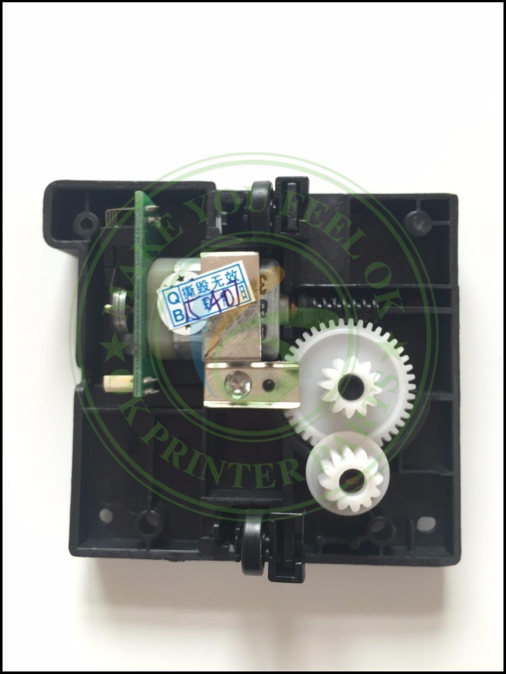 Электродвигатель сканера для HP M1005 M1120 CM1015 CM1017 CM1312 5788, электродвигатель сканера с головным кронштейном в сборе