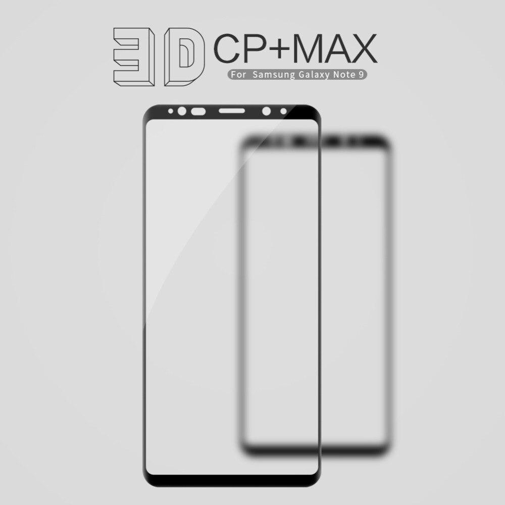 "Cristal de cobertura completa para Samsung Galaxy Note 9 protector de pantalla 6,4 ""película protectora de vidrio templado para Samsung Galaxy Note 9"