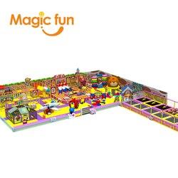 Barcelona crianças resbaladilla MAGICFUN tobogan plastico infantil plastico plaza playground