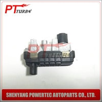For Land-Rover Defender 2.4 TDCi 105 Kw Puma 143HP - G-48 Turbo Electronic Actuator G-048 752406 752610 Turbine Vacuum Actuator
