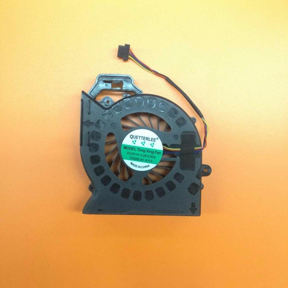 Новый вентилятор кулера для процессора HP Pavilion DV6, DV6-6000, DV6-6050, DV7, DV6-6100, P/N KSB0505HB, AJ77or, DV7-6000