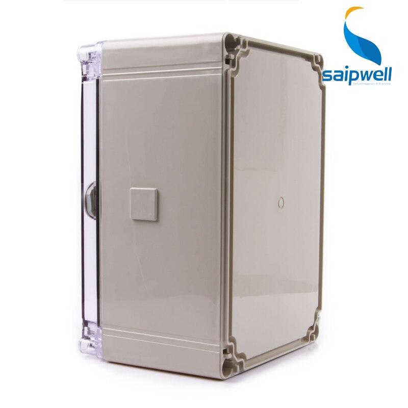 2014 buena calidad SP-AT-302016 gris CE aprobado ABS Caja impermeable/carcasas impermeables