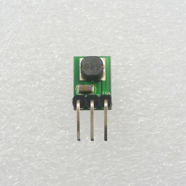 Ultra-small DC 6V 5V 4.5V 4.2V 3.7V to 3.3V DC-DC step-down voltage conversion power supply module