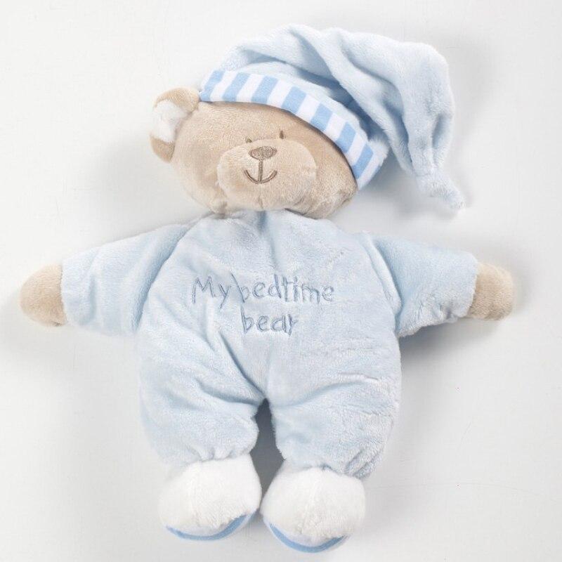 ¡Novedad! Juguetes de Peluche para bebés, peluches de Peluche para dormir, juguetes para dormir para niños, muñeca cómoda
