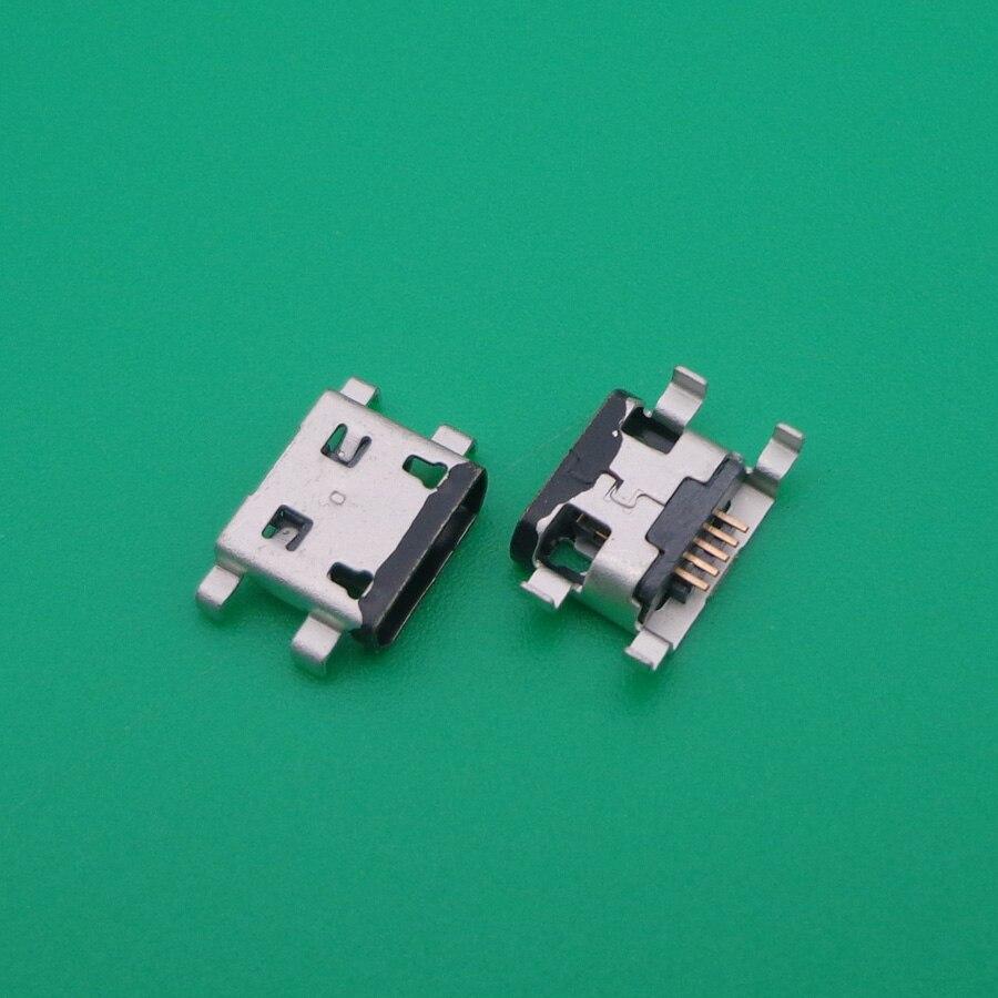 100 piezas para Motorola MOTO G1 XT1032 XT1036 XT1033 para Moto E XT1021 XT1025 conector de puerto de carga USB Jack hembra de muelle