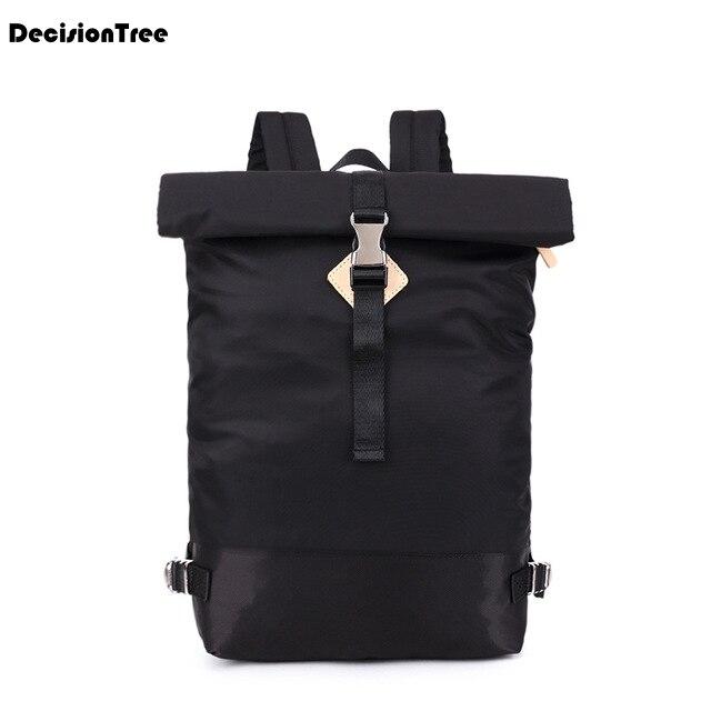 حقيبة ظهر عصرية للرجال ، حقيبة سفر حضرية بسيطة ، حقيبة عمل ذات سعة كبيرة ، حقيبة ظهر Loptop لطلاب المدارس ، LFB14 ، 2019