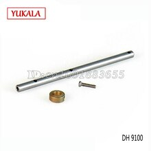Free shipping Wholesale/Double Horse DH 9100 parts Hollow pipe 9100-08 9100-8 for DH9100 RC Helicopt