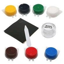 Инструмент для ремонта кожаной кожи с отверстиями, царапинами, трещинами и разрывами, инструмент для ремонта кожи без нагрева