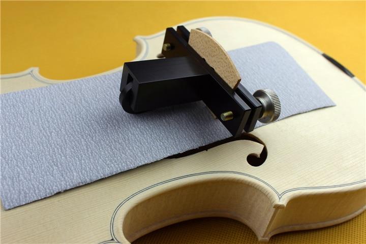 LUTHIER VIOLIN TOOLS: Redressal Violin Bridge Machine-Violin Family Luthier Tool