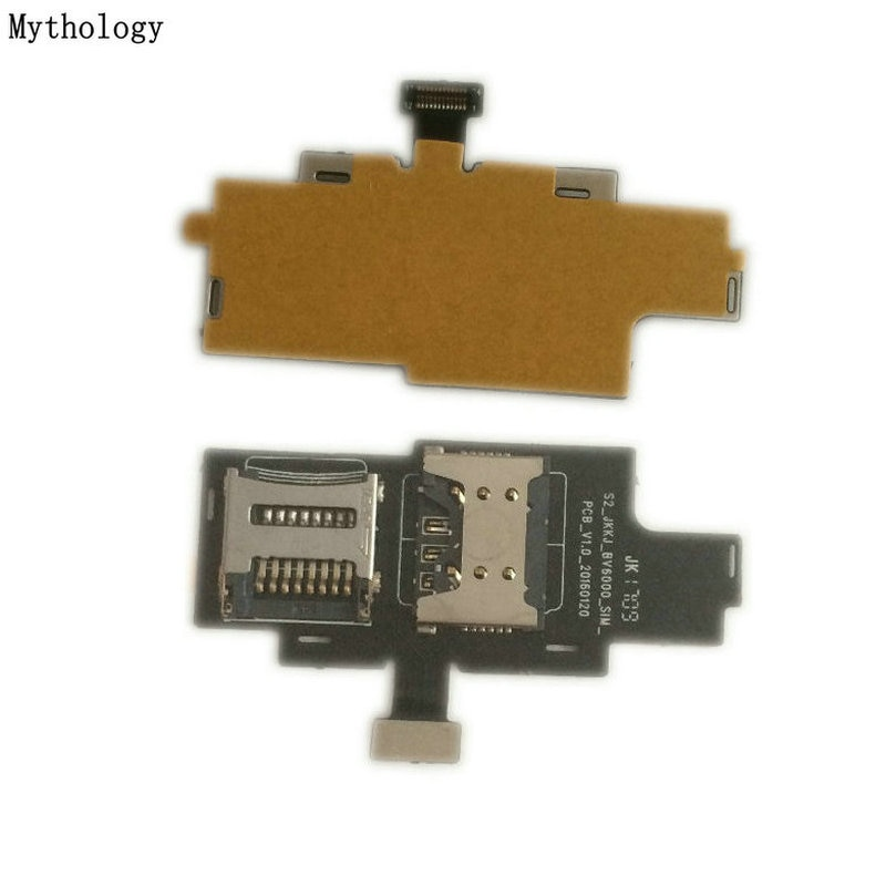 Sim Karte Halter Für Blackview BV6000 & BV6000S Tray Slot Handy Reparatur Teile Mythologie