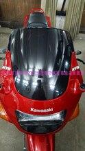 أعلى جودة جديد ل كاواساكي ZZR400 ZZR600 ZZR 400 600 1993-2007 ABS دراجة دراجة نارية/دراجة نارية الزجاج الأمامي/ الزجاج الأمامي