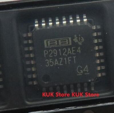 HMICICAWK Original 100% nuevo P2912AE4 PCM2912AE4PJTR PCM2912AE4PJ PCM2912AE4 PCM2912 QFP32 5 unids/lote