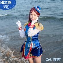 Amour en direct soleil bonne fête Train Sakurauchi Riko robe marine uniforme Cosplay Costume A