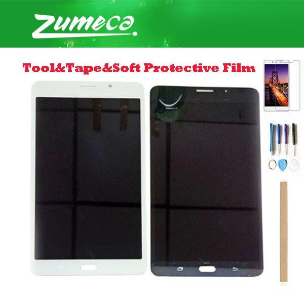 Original para Samsung Galaxy TAB A 7,0 T280 SM-T280 Samsung T285 SM-T285 LCD pantalla táctil Sensor digitalizador 2 colores + Kits