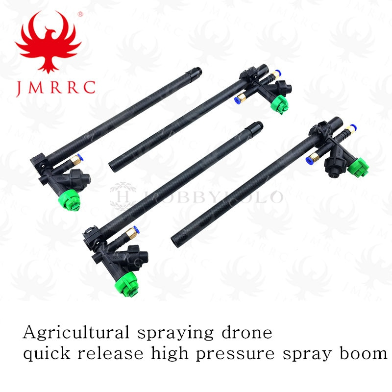 DIY kit de pulverización de alta presión de liberación rápida para DIY 5L 10L Dron de pulverización agrícola