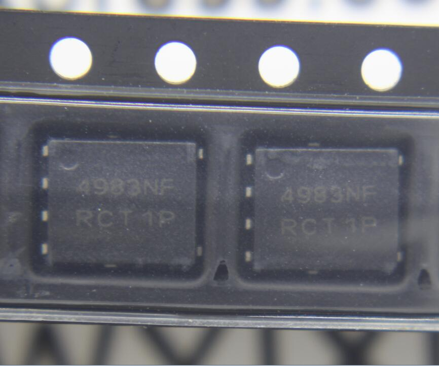 Бесплатная доставка NTMFS4983NFT1G NTMFS4983NF NTMFS4983 4983NF 10 шт./лот 100% новое и оригинальное