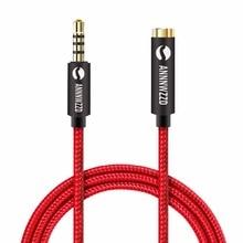Câble dextension Aux câble Audio jack 3.5mm mâle à femelle stéréo pour téléphones, écouteurs, haut-parleurs, lecteurs MP3