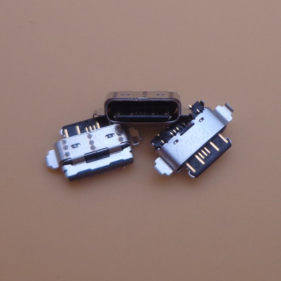 Cargador usb de 50 uds, Conector de puerto de carga para Nokia 8 X7 2018 7,1 Plus TA-1131 X5 5,1 Plus X6 6,1 Plus 7 plus