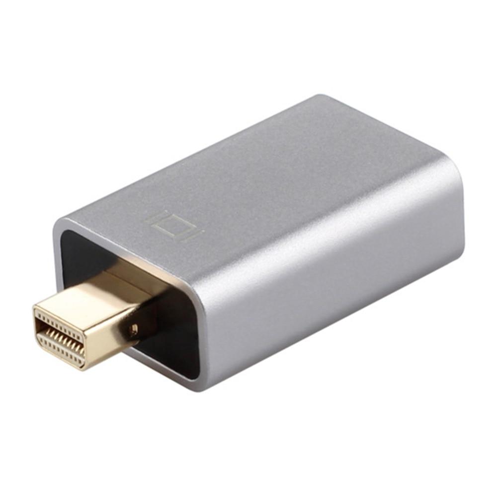 Mini DisplayPort (Mini DP/2 Thunderbolt) a convertidor de adaptador HDMI soporte Full HD 1080P para MacBook Air/Pro Microsoft Surface
