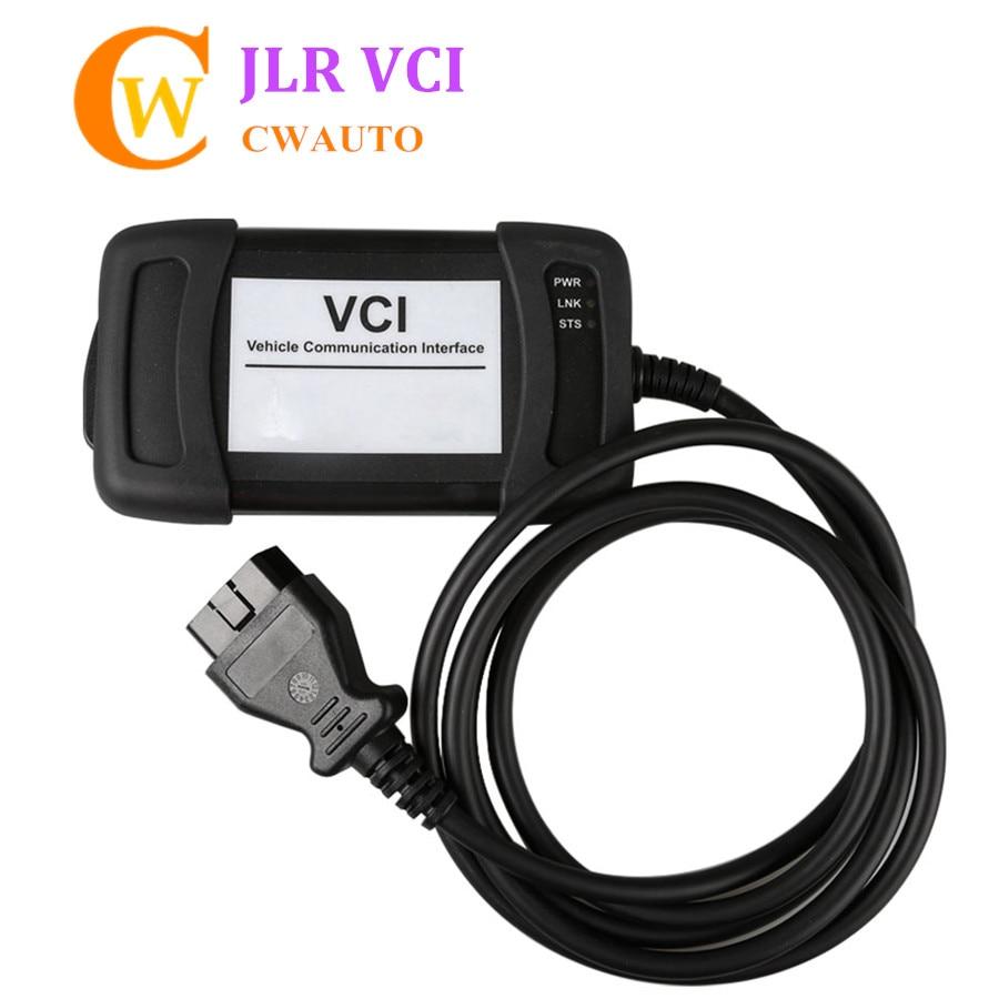 Топ JLR VCI SDD V159 новейший OBD2 Диагностический и программный инструмент