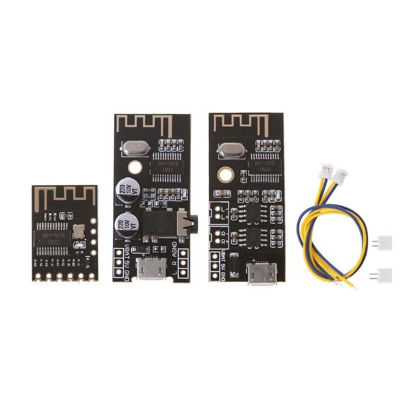 Módulo receptor de Audio MP3 Bluetooth inalámbrico MH-MX8 Kit de decodificador sin pérdidas M18/M28/M38 HiFi Placa de componentes 4,2 ESTÉREO