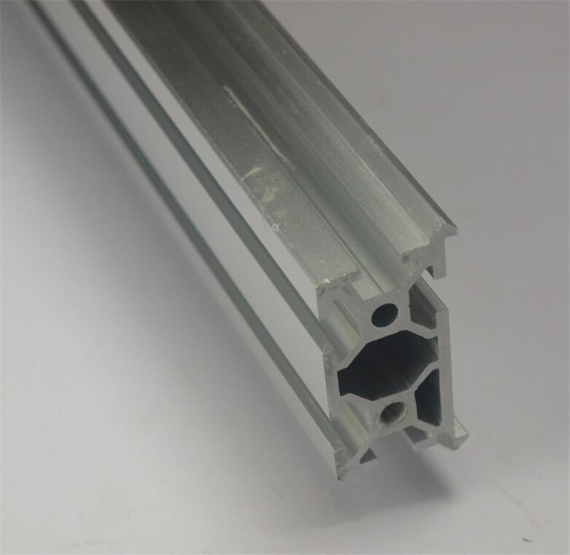 Makerslide extrusión de aluminio Buildlog 2X laser ORD bot impresora 3D fresadora cnc Perfil de marcos de aluminio MakerSlide extrusión