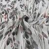 Qualité peinture florale italie Georgette mousseline de soie tissu mètre