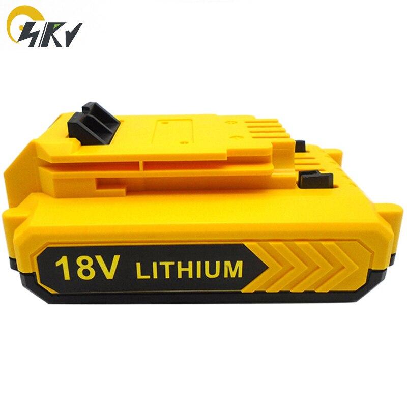 Batería de herramienta eléctrica de iones de litio de 18V FMC687L PCC680L PCC685L LBX20 LBXR20 para Stanley Fatmax Fmc687l-Xj