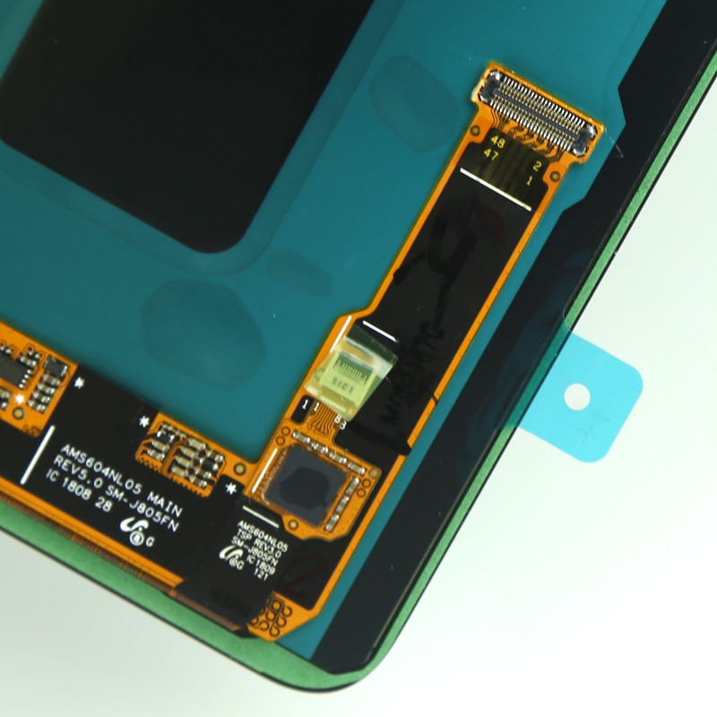 For Samsung A6 Plus 2018 A605 A605F LCD Touch Screen No Dead Pixel Assembly For A6+ 2018 LCD Display enlarge