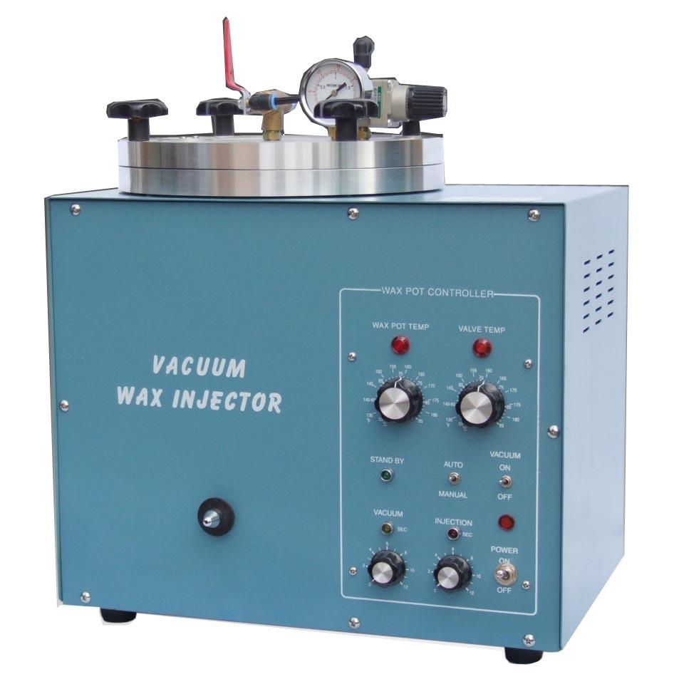 Inyector de cera al vacío de 220 V, máquina de inyección de cera, máquina de fabricación de joyas, equipo de herramientas, 100% de alta calidad