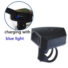 E-bike Charger Bicycle USB Charger Output 5V 2A For Mobile Phones Input DC 36V 48V 60V 72V Handlebar For Mid Hub Motor Kits