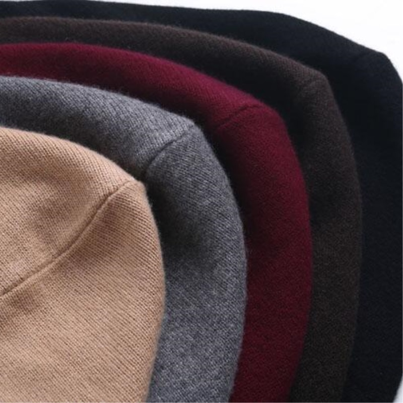 2018 Women Spring Winter New Fashion Warm Cashmere Wool Sweaters and Long Cardigans Designed Hooded Solid Casual Knitted Coats enlarge