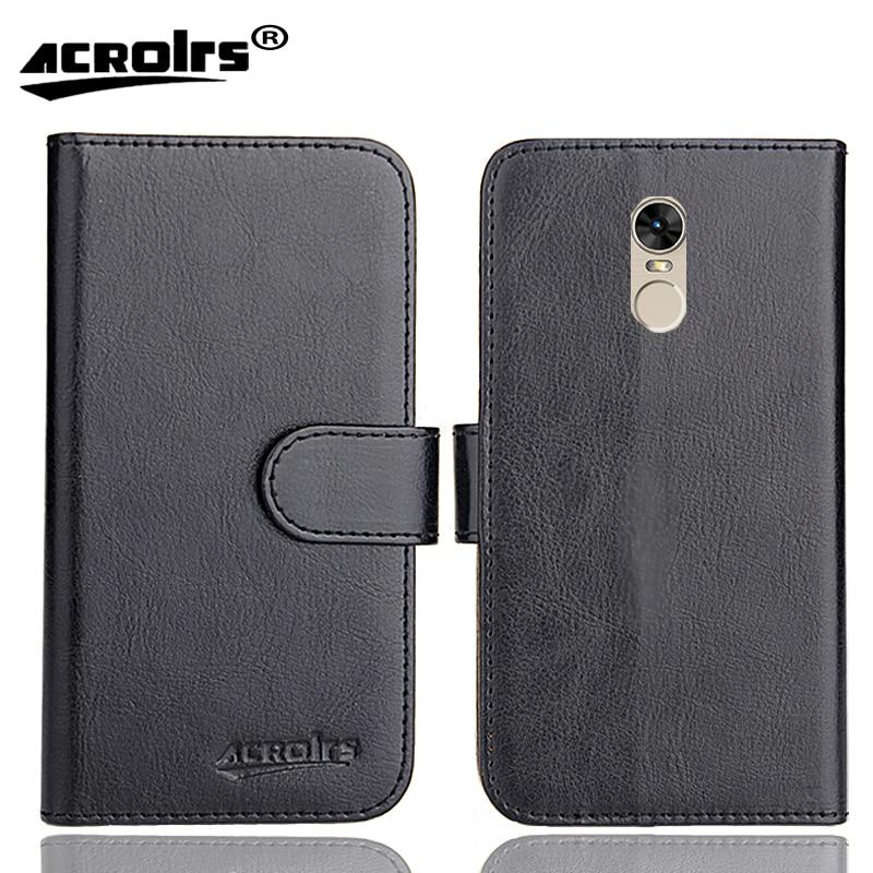 Echo horizon lite plus Case 6 Colors Flip Soft Leather Crazy Horse Phone Cover Stand Funstion Cases Credit Card Wallet