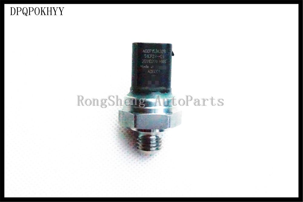 DPQPOKHYY A0071534328 51CP23-01, nuevo Sensor de presión de combustible de escape para mercedes-benz Sensata
