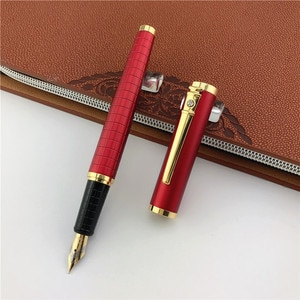 MONTE MOUNT luxury dragon fountain pen promotion metal ink pens school stationery business gift father friend present 039