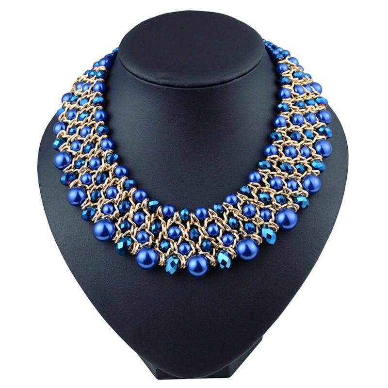 Модные роскошные ювелирные хрустальные бусы, ожерелье и подвеска, подарок для вечеринки, лучший друг для женщин, бесплатная доставка, оптов...