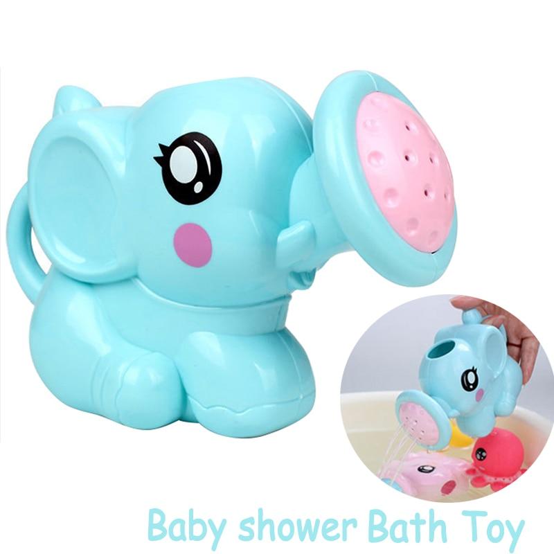 Nuevo juguete de baño para niños, máquina de ducha, baño, ducha, piscina tina de baño, juguete de baño para bebé chico