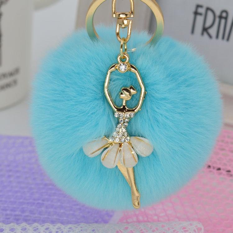 LNRRABC/Модная женская сумочка с брелоком для ключей