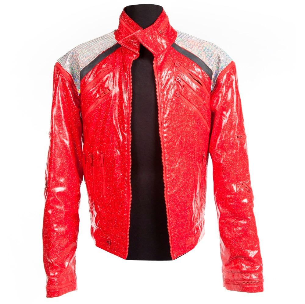 Редкий пиджак MJ, Майкл Джексон, победил его на вокальном концерте в 1991S
