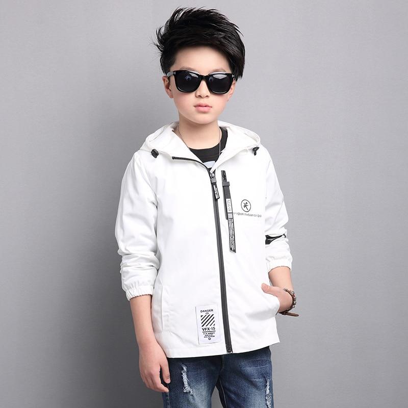 ¡Oferta! chaqueta informal de manga larga con capucha de algodón suave para niños