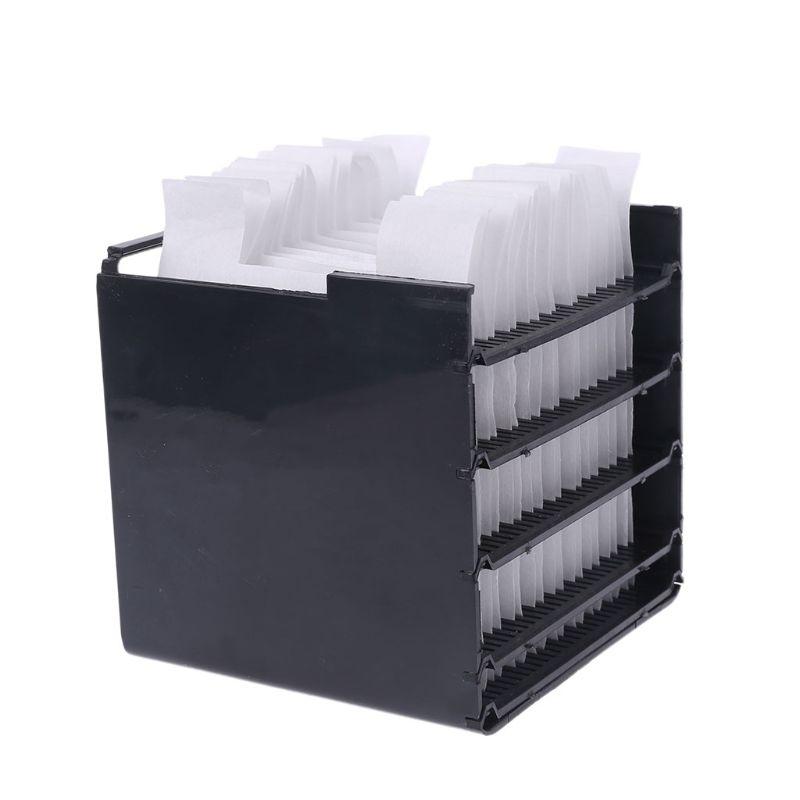 Elemento de filtro de ventilador de refrigeración de aire de escritorio para aire ártico, filtro portátil, humidificador de algodón, purificador, acondicionador, filtro de reemplazo