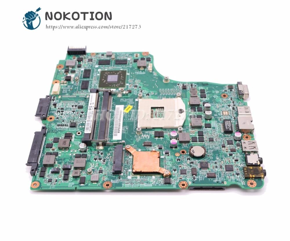 NOKOTION-اللوحة الأم للكمبيوتر المحمول Acer aspire 4820 4820T ، بطاقة الرسومات MBPSE06001 DA0ZQ1MB8D0 HM55 DDR3 HD5650