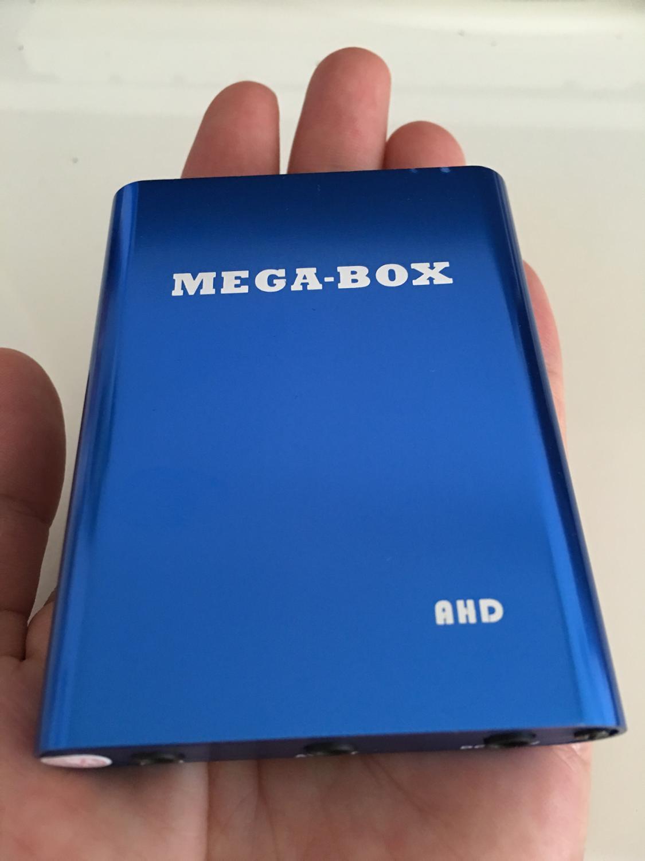 Asmile Mega caja DVR 1CH AHD HD MINI DVR con precio de fábrica