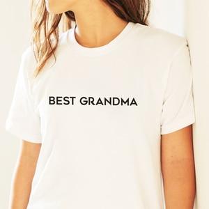Tshirt Men T Shirt Women Shirts Couple T Shirts Tops T-shirt Plus Size Gift for Best Grandpa and Grandma Soft Cotton White Black
