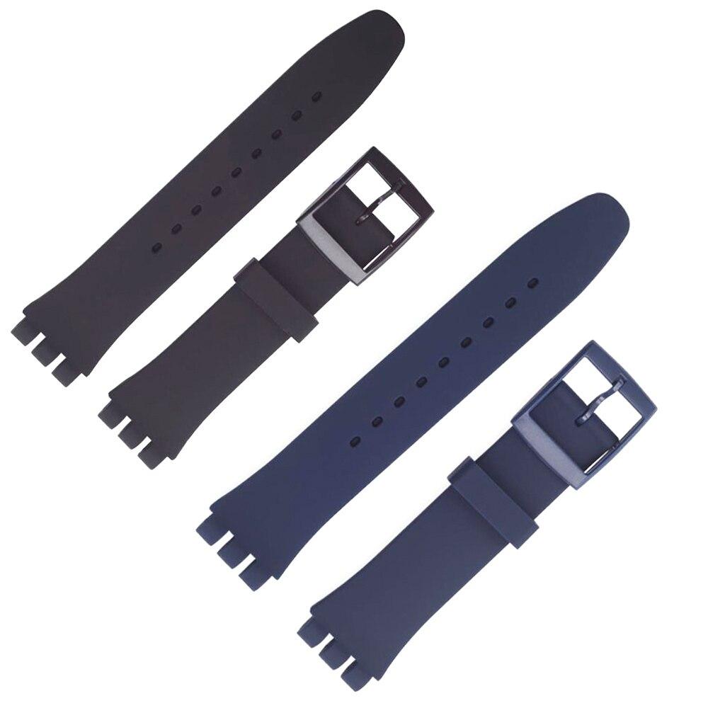 Correa de reloj de repuesto para correa de reloj de 17mm y 19mm 20mm de alta calidad