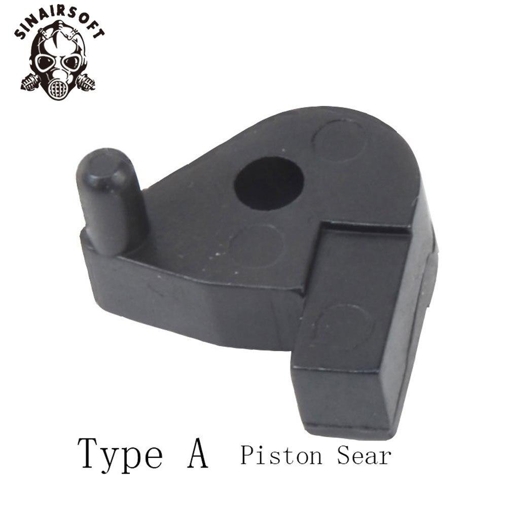 Горячий металлический Sear Piston для Marui VSR-10/G-Spec TM L96 M24/28, подходит для пейнтбола, аксессуары для стрельбы, охоты