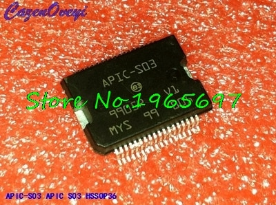 10 unids/lote APIC-S03 S03 HSSOP-36 nuevo original en Stock