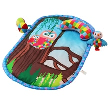 New 2019 Style Baby Soft Plush Play Mat Crawling Activity Game Mat Playing Cushion Mat Pillow Pad Padded Bolster Gift Gamepad