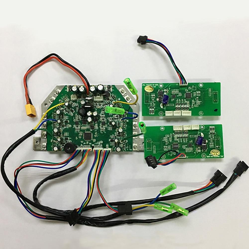 Controle remoto de duas rodas diy reparação elétrica universal hoverboard placa-mãe controlador 6.5 8 10 Polegada auto equilíbrio scooter hoverboard