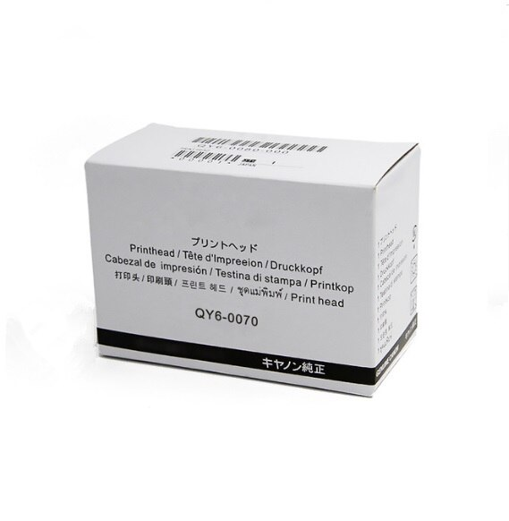 Cabezal de impresión Original de impresora de inyección de tinta QY6-0070 para Canon MP510 IP3300 IP3500 MP520 MX700 boquilla de cabezal de impresión, cabezal de impresora de inyección de tinta 0070